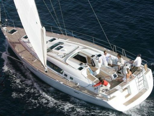 Segelboot Beneteau Oceanis 50 · 2010 (0)