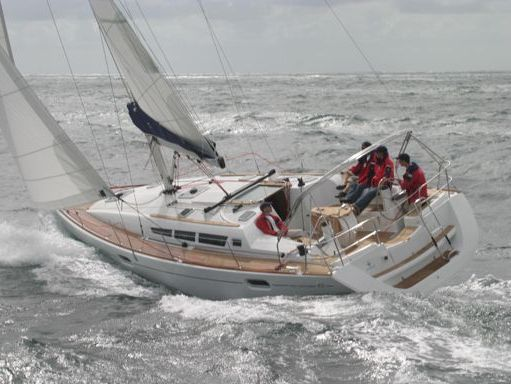 Sailboat Jeanneau Sun Odyssey 42 i · 2007 (0)