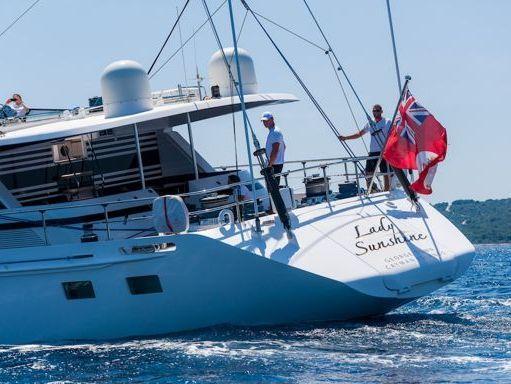 Barca a vela Jongert Sedate Luxury Yacht · 1989 (raddobbo 2013) (2)