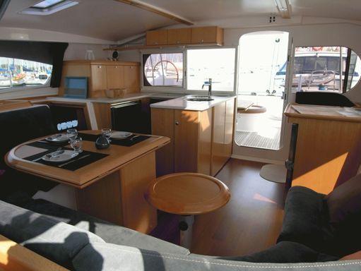 Catamaran Nautitech 44 · 2008 (1)
