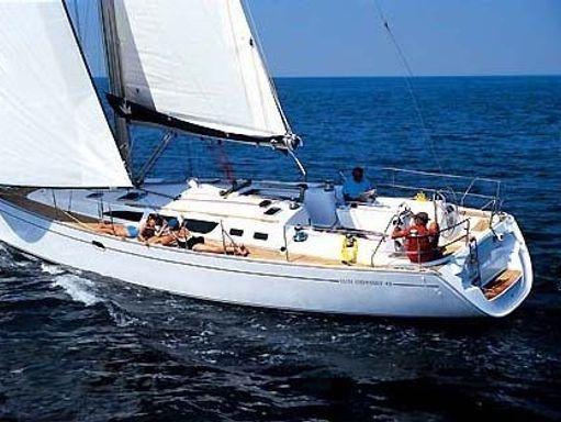 Sailboat Jeanneau Sun Odyssey 43 · 2001 (1)