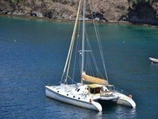 Catamarán Outremer OUTREMER 55 · 2008 (0)