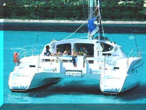 Catamarán Fountaine Pajot Lavezzi 40 · 2008 (4)
