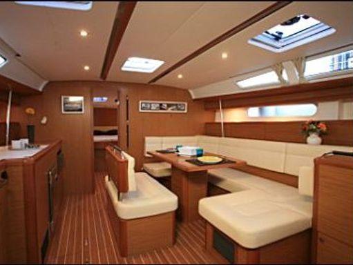 Sailboat Jeanneau Sun Odyssey 49 i · 2008 (4)