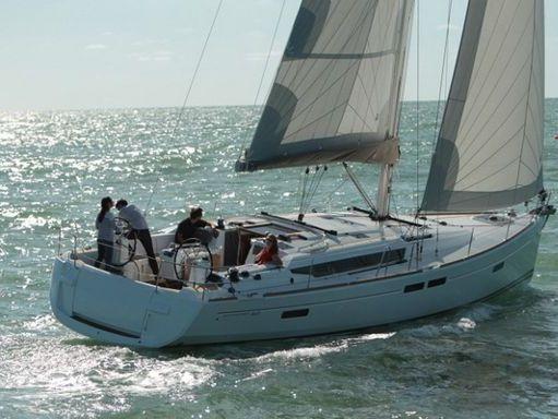 Sailboat Jeanneau Sun Odyssey 469 · 2012 (1)