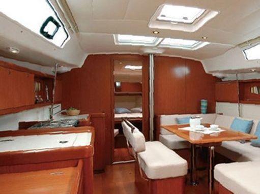 Segelboot Beneteau Oceanis 43 · 2008 (1)