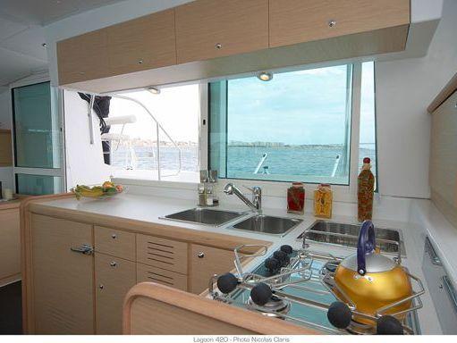 Catamarán Lagoon 420 · 2008 (2)