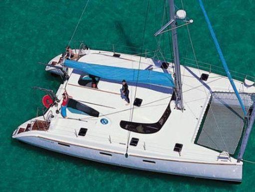Catamarán Nautitech 40 · 2006 (1)