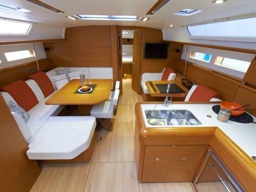 Sailboat Jeanneau Sun Odyssey 469 · 2012 (4)