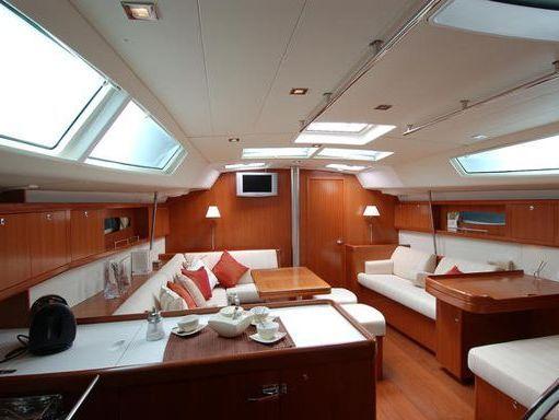 Segelboot Beneteau Oceanis 50 · 2010 (2)