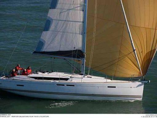 Sailboat Jeanneau Sun Odyssey 439 · 2013 (0)