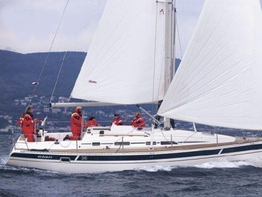 Velero Elan 36 (2002) (2)