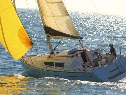Velero Jeanneau Sun Odyssey 30 i · 2009 (2)
