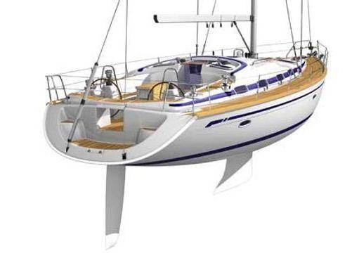 Sailboat Bavaria 50 · 2007 (2)