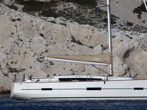 Sailboat Dufour 410 · 2014 (1)