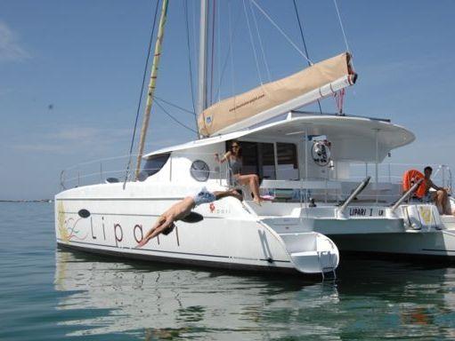 Catamaran Fountaine Pajot Lipari 41 · 2011 (1)