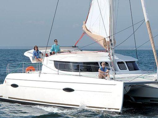 Catamaran Fountaine Pajot Lipari 41 · 2011 (2)