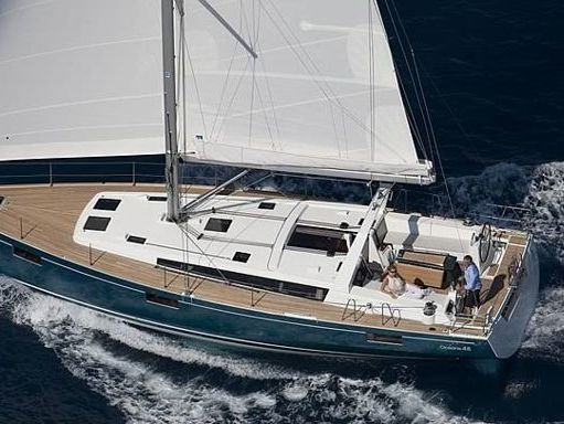 Velero Beneteau Oceanis 48 · 2013 (0)