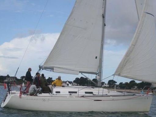Sailboat Beneteau First 36.7 · 2008 (2)