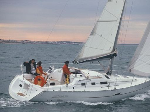 Sailboat Beneteau Oceanis 323 DL · 2006 (2)