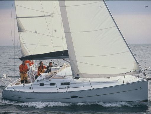Sailboat Beneteau Oceanis 323 DL · 2006 (0)