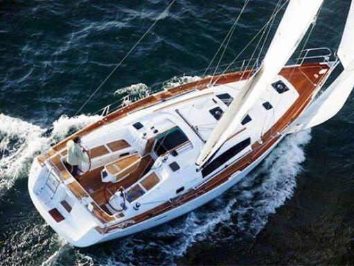 Sailboat Beneteau Oceanis 40 · 2011 (0)