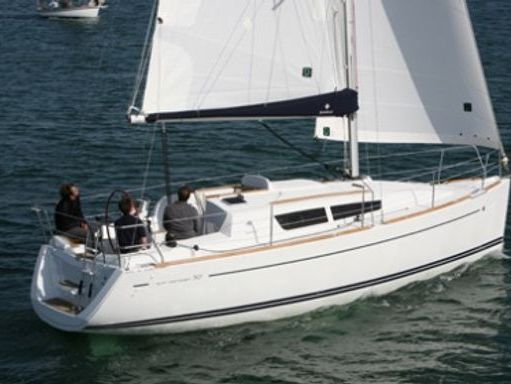 Sailboat Jeanneau Sun Odyssey 30 i · 2012 (1)