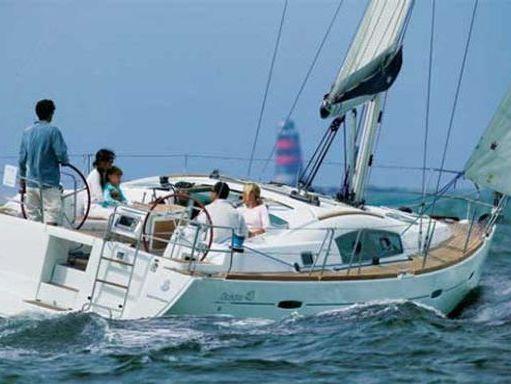 Sailboat Beneteau Oceanis 40 · 2011 (1)