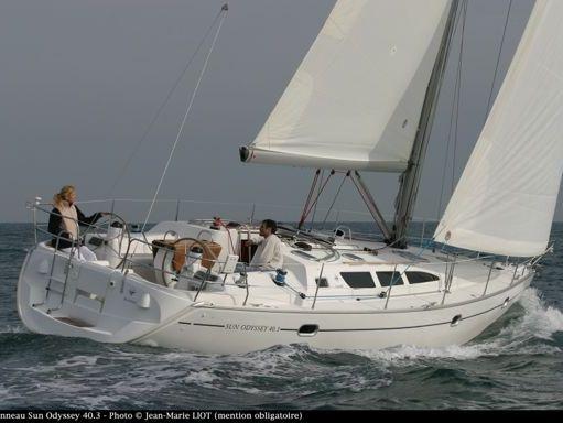 Barca a vela Jeanneau Sun Odyssey 40.3 · 2004 (1)