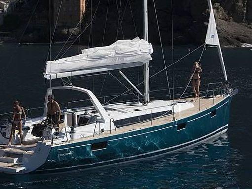 Velero Beneteau Oceanis 48 · 2013 (4)