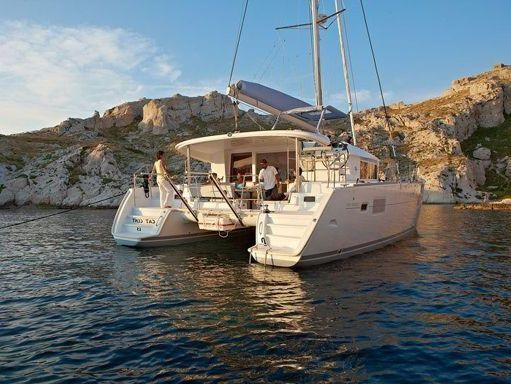 Catamarán Lagoon 400 · 2010 (2)