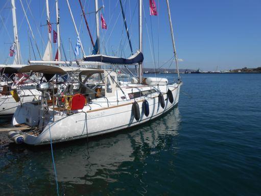 Velero Beneteau Oceanis 37 · 2008 (0)