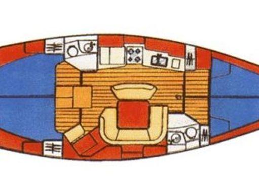 Velero Jeanneau Sun Odyssey 45.2 - 2000 (reacondicionamiento 2016) (0)