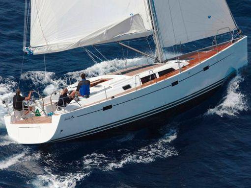 Sailboat Hanse 470 · 2010 (2)