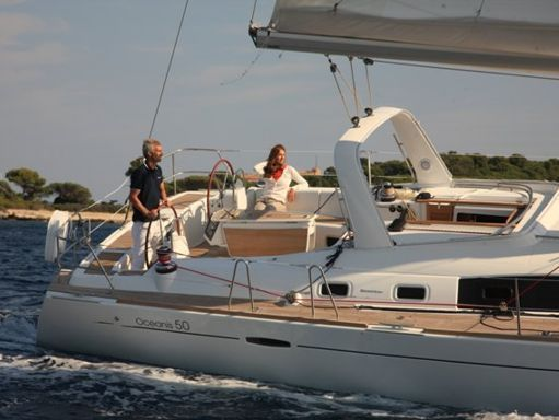 Sailboat Beneteau Oceanis 50 Family · 2012 (2)