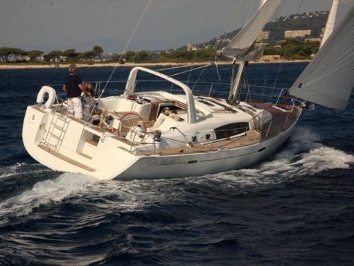 Sailboat Beneteau Oceanis 50 Family · 2012 (1)