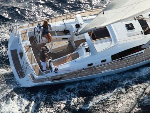 Sailboat Beneteau Oceanis 50 Family · 2012 (4)