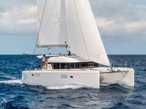 Catamaran Lagoon 39 · 2015 (1)