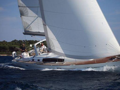 Sailboat Beneteau Oceanis 50 Family · 2012 (0)