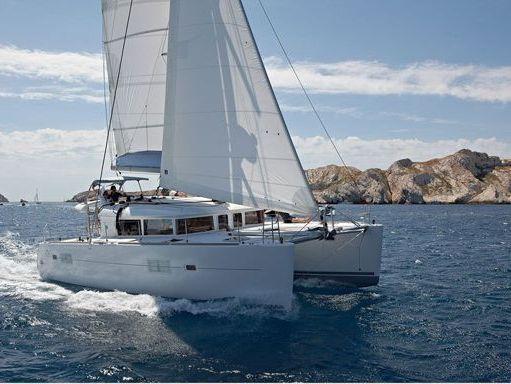 Catamarán Lagoon 400 S2 · 2017 (2)