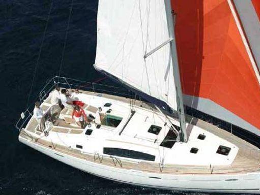 Sailboat Beneteau Oceanis 43 · 2011 (4)