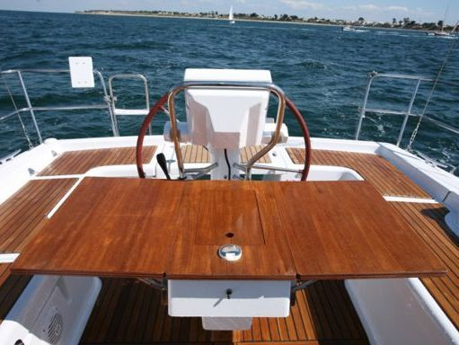Sailboat Beneteau Oceanis 37 · 2009 (refit 2017) (1)