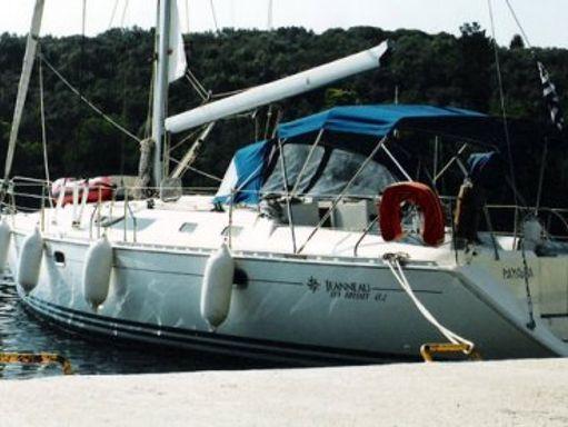 Segelboot Jeanneau Sun Odyssey 45.2 · 1999 (1)