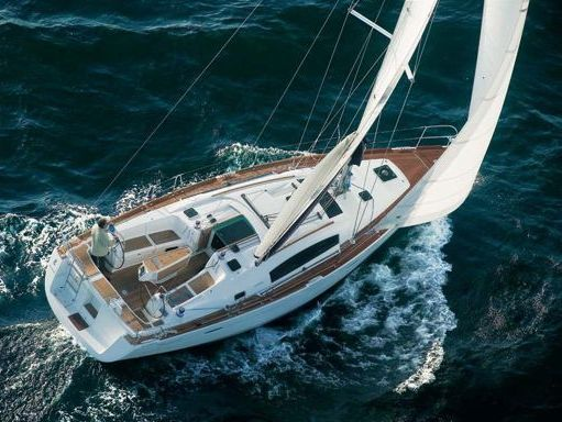 Barca a vela Beneteau Oceanis 393 · 2005 (4)
