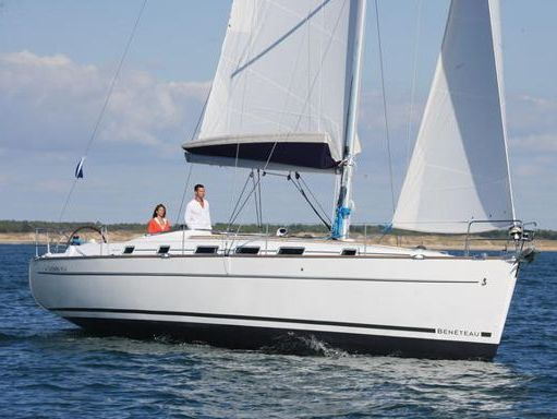 Sailboat Beneteau Cyclades 43.4 · 2007 (2)