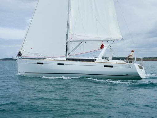 Barca a vela Beneteau Oceanis 45 · 2012 (2)