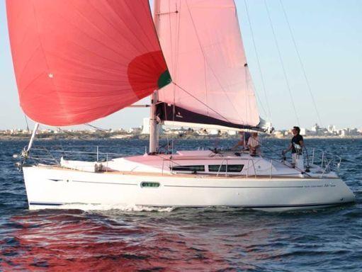 Sailboat Jeanneau Sun Odyssey 36 i · 2009 (1)