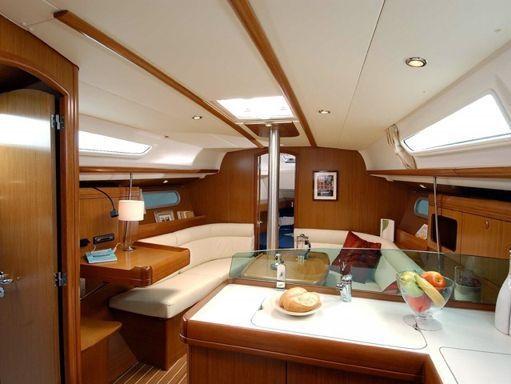 Sailboat Jeanneau Sun Odyssey 36 i · 2009 (4)
