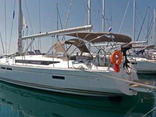 Sailboat Jeanneau Sun Odyssey 509 · 2013 (2)