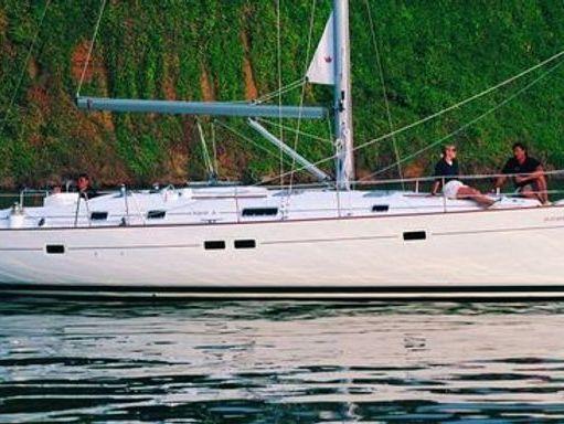 Velero Beneteau Oceanis Clipper 411 · 2002 (reacondicionamiento 2017) (2)